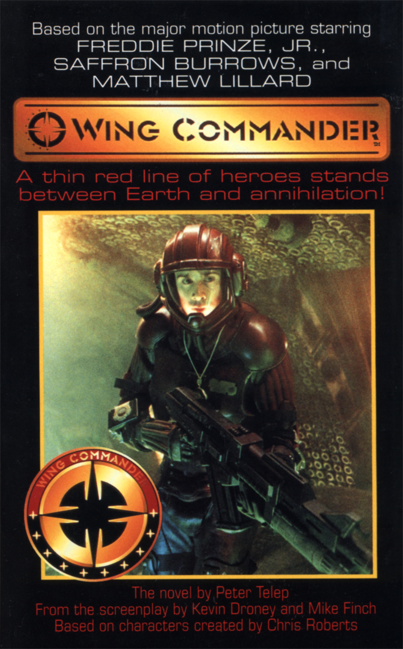 Wing commander cic books database for Wing commander