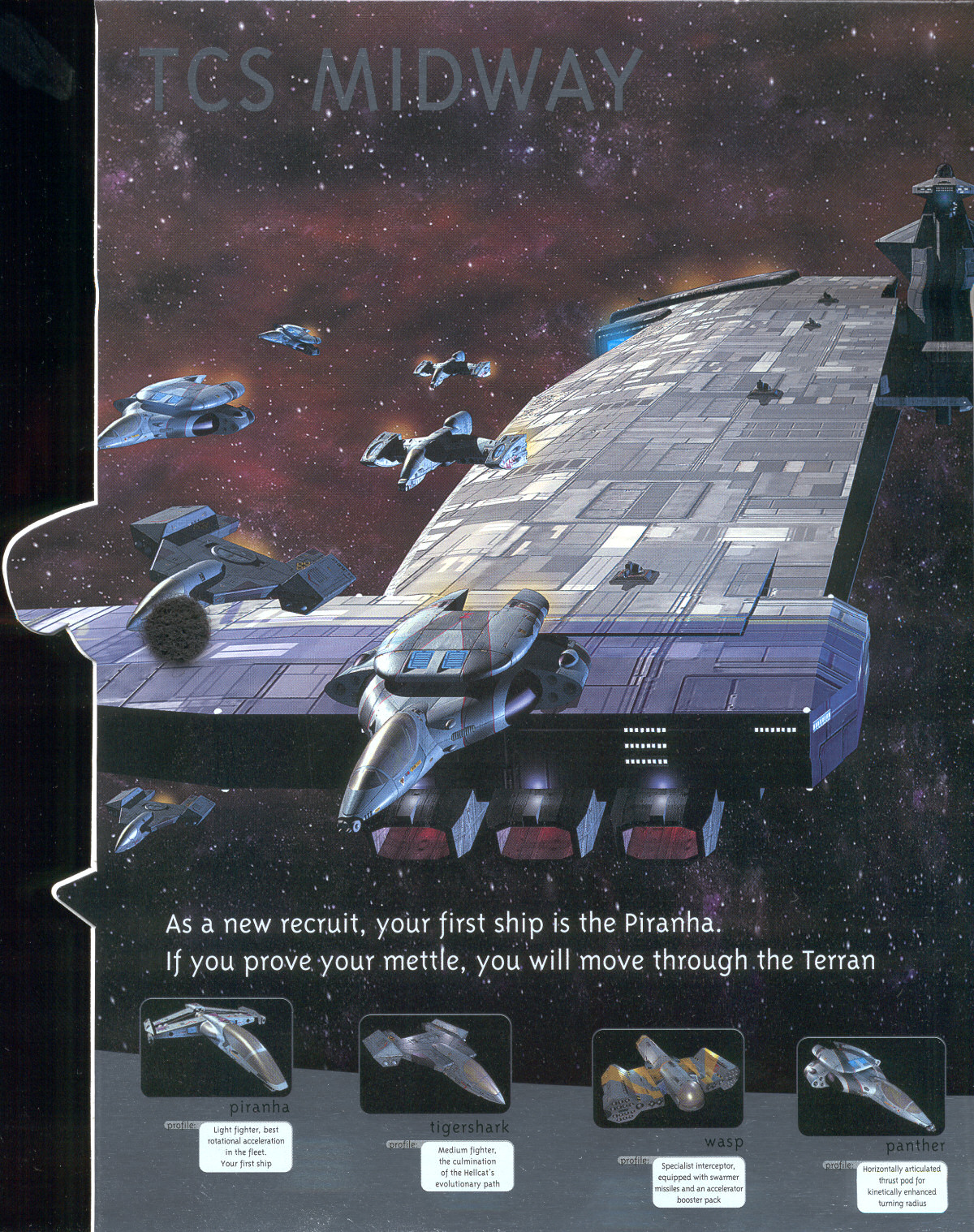 Wing commander prophecy series background wing for Wing commander prophecy