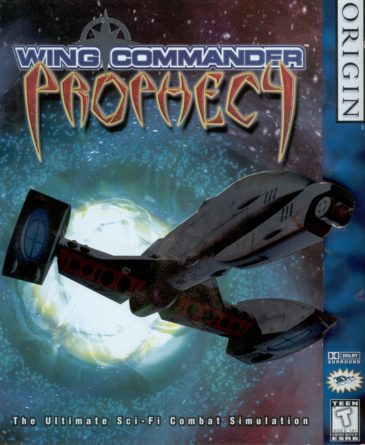 Wing commander prophecy series background wing for Wing commander