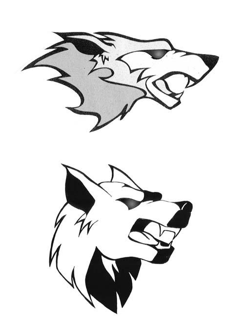 Wolfpack Logo Blog Title