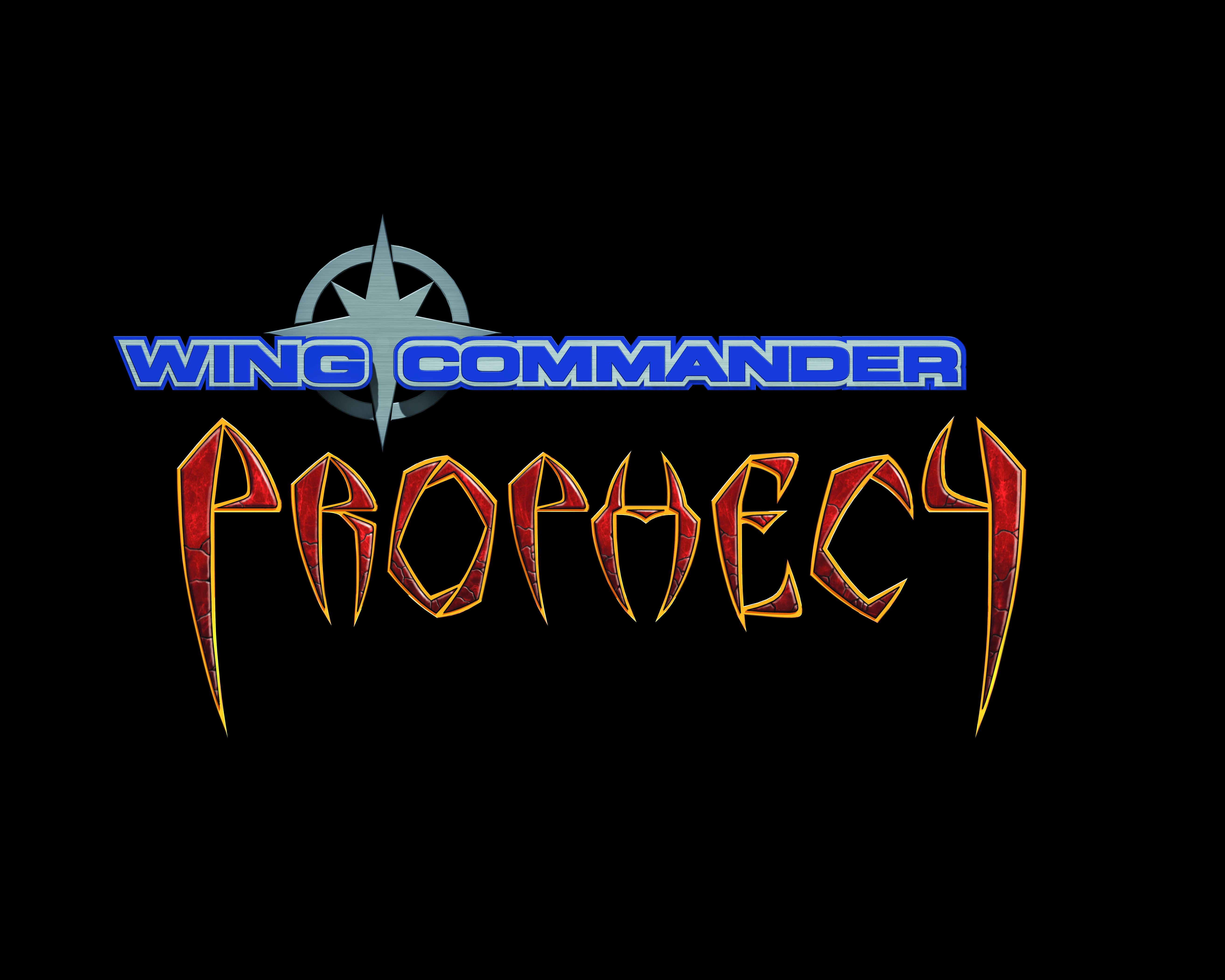 Making the games wing commander prophecy logos for Wing commander prophecy