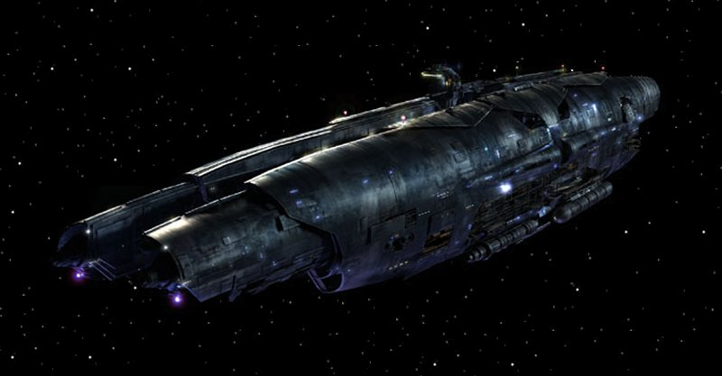 Spotters Guide - Ships of the Wing Commander Movie