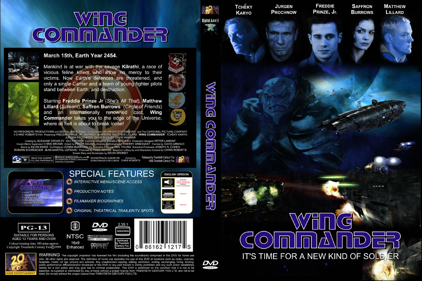 Wing Commander Hell S Kitchen