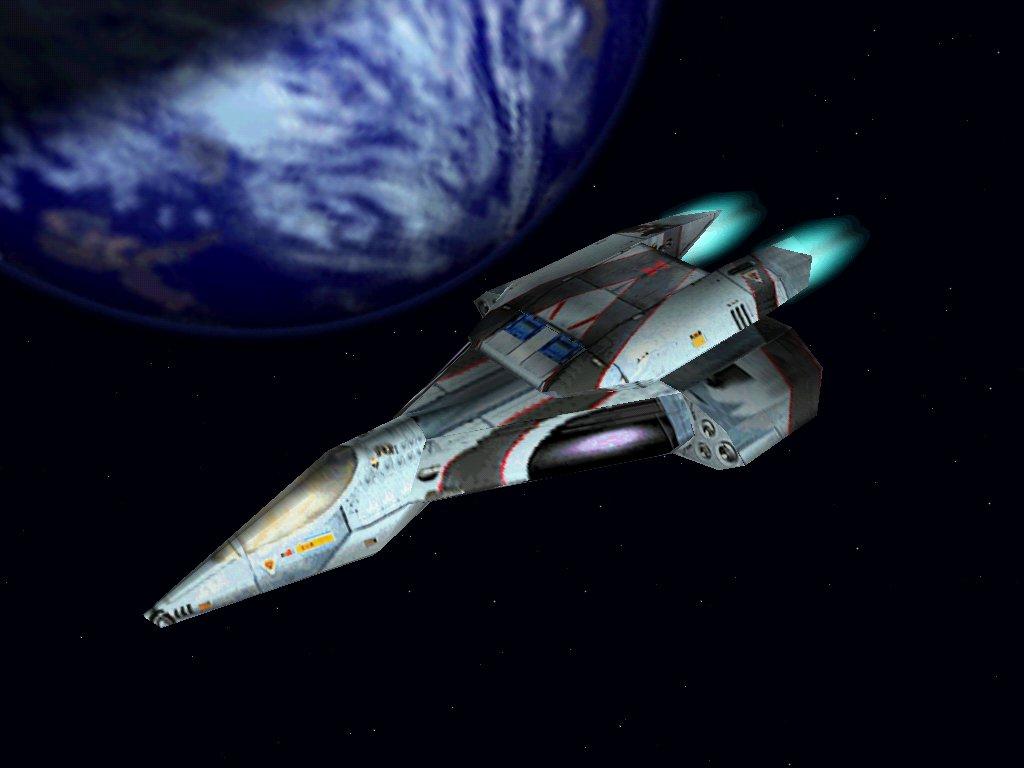 Wing Commander Cic Fan Projects